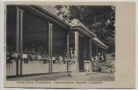 AK Boostedt Genesungsheim Ortskr.-Kasse Neumünster Liegehalle 1910 RAR