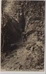 AK Deckbergen Rinteln Meumekenloch auf der Paschenburg 1910