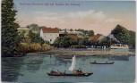 AK Teupitz Gruß aus Tornow' s Idyll mit Booten 1924