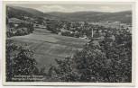 AK Petersdorf Blick von den Erhardtsteinen Riesengebirge Piechowice Polen 1940