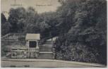 AK Elberfeld Wuppertal Eingang zur Hardt 1913
