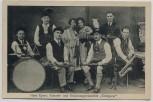 AK Hans Epner Konzert- und Stimmungsensemble Königseer 1930