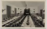 AK Foto Offenbach-Bieber Waldrestaurant Käsmühle Innenansicht 1962