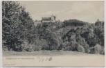 AK Königswinter Hotel Rosenau im Siebengebirge 1906