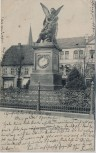 AK Herford Krieger-Denkmal 1907