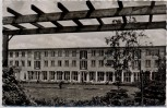 AK Foto Gelsenkirchen Buer Hotel Verkehrshof Ruhrgebiet Adolf Zickgraf 1960