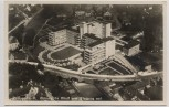 AK Foto Tübingen am Neckar Chirurgische Klinik vom Flugzeug aus 1941
