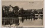AK Grillenburg Jagdschloss im Tharandter Wald 1935