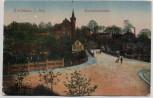 AK Zwickau in Sachsen Paradiesbrücke 1938