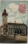 AK Prag Praha Staromestska radnice Tschechien 1912