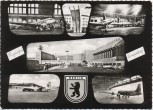 AK Berlin Flughafen Tempelhof 1960