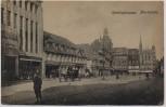 AK Recklinghausen Marktplatz 1920