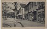 AK Recklinghausen Kaiserwall Geschäfte Menschen 1920 RAR