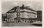 AK Garmisch-Partenkirchen Bahnhofhotel 1935