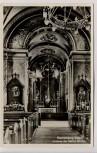 AK Foto Bischofsburg Biskupiec Inneres der Kathol. Kirche Ostpreußen Polen 1940
