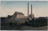 AK Neuwelzow Tagebau Braunkohle mit Zug bei Welzow Niederlausitz 1910 RAR