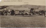 AK Sommerfrische Groß-Oelsa bei Rabenau Ortsansicht mit Lerchenberg 1920