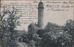 AK Höchst am Main Partie beim Schloß Frankfurt 1918