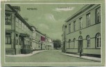 AK Nienburg an der Weser Leinstraße 1910 RAR
