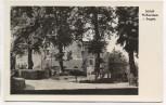 AK Schloss Wolkenstein im Erzgebirge Sachsen 1953