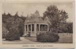 AK Landsberg an der Warthe Gorzów Wielkopolski Pavillon im Zanziner Wäldchen Neumark Ostbrandenburg Polen 1916 RAR