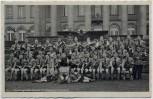 AK Foto Koblenz H.J. Musikzug 7/28 Gebiet 12 Westmark Gruppenfoto 1938 RAR