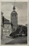 AK Recklinghausen Am Kirchplatz 1930