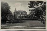 AK Recklinghausen Stadtgarten 1930