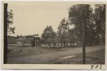 AK Foto Ihlienworth Eingang Wegweiser RAD Abteilung Wilder Jäger Wode 4/173 1935 RAR