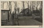AK Foto Ihlienworth Eingang Wache Hausansicht RAD Abteilung Wilder Jäger Wode 4/173 1935 RAR
