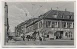 AK Saarlautern Französische Straße Ratskeller Saarlouis 1940