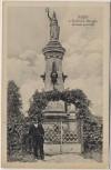 AK Chlum (Všestary) Batterie mrtvych bei Josefov (Jaroměř) Josefstadt 1866 Tschechien 1910