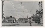 AK Saarlautern Platz der Deutschen Front Saarlouis 1940