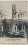 AK Hořiněves bei Hradec Králové Schlachtfeld bei Königgrätz 1866 Denkmal K. u. k. österr. 2. Jäger-Bataillon Tschechien 1910