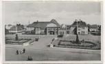 AK Saarlautern Bahnhof Saarlouis 1940