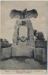 AK Náchod bei Hradec Králové Schlachtfeld bei Königgrätz 1866 polnisches Denkmal Tschechien 1910 RAR
