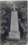 AK Hradec Králové Schlachtfeld bei Königgrätz 1866 Denkmal gefallener österr. u. preuss. Soldaten Tschechien 1908 RAR