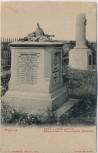 AK Probluz bei Hradec Králové Schlachtfeld bei Königgrätz 1866 Sächsisches und Preussisches Denkmal Tschechien 1910