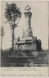 AK Svibu bei Hradec Králové Schlachtfeld bei Königgrätz 1866 Denkmal des k. u. k. Inf.-Reg. No. 51 Tschechien 1910