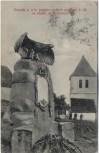 AK Václavice (Hrádek nad Nisou) 1866 polnisches Denkmal Tschechien 1910