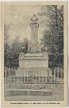 AK Svibu bei Hradec Králové Schlachtfeld bei Königgrätz 1866 Denkmal des k. u. k. Inf.-Reg. No. 51 Tschechien 1914