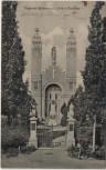 AK Kbelnice Jičín bei Hradec Králové Schlachtfeld bei Königgrätz 1866 Kirche Friedhof Tschechien 1914