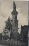 AK Bojiště u Hradec Králové Schlachtfeld bei Königgrätz 1866 Batterie der Toten auf Chlum Van der Groeben Tschechien 1910