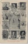 AK Regiments-Jubiläum des K. u. K. Dragoner-Regiments Nr. 6 1701-1901 Erzherzog Franz Salvator 10 Oberste 1901 RAR