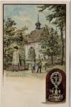 AK Trautenau Trutnov Kapelle 1866 mit Krucifix Böhmen Tschechien 1900