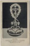 AK Trautenau Trutnov Kapelle 1866 Kruzifix Böhmen Tschechien 1910