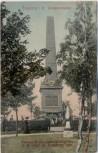 AK Trautenau Trutnov Gablenzmonument 1866 Böhmen Tschechien 1909