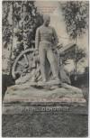AK Altrognitz Starý Rokytník Trautenau Trutnov Kriegerdenkmal 1866 Böhmen Tschechien 1907 RAR