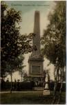 AK Trautenau Trutnov Gablenz-Denkmal 1866 Böhmen Tschechien 1907