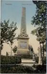 AK Trautenau Trutnov Gablenz-Monument 1866 Böhmen Tschechien 1910